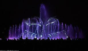 Multimedialny Park Fontann 2019. Inauguracja sezonu już 1 maja.