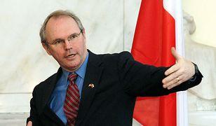 Były ambasador USA w Polsce Chrstopher R. Hill.