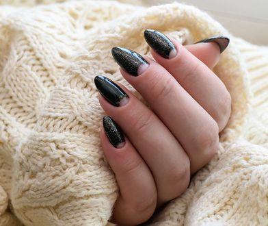 Modne paznokcie na zimę