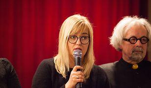 Magdalena Adamowicz o sile