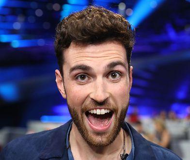 """Duncan Laurence wygrał w tym roku Eurowizję utworem """"Arcade"""""""