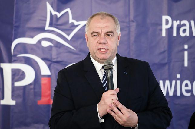Jacek Sasin uważa, że sędziowie za dużo angażują się w politykę