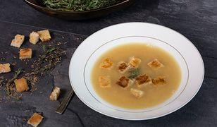 Zupa kminkowa według przedwojennego przepisu
