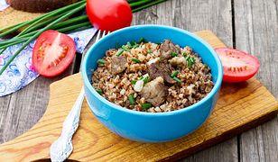 Kasza gryczana - tani, pyszny i zdrowy pomysł na danie