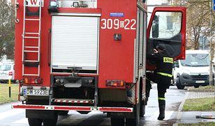 Opole. Tragiczny pożar w kamienicy. Znaleziono zwłoki dwóch mężczyzn