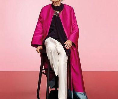 "Bo Gilbert. Najstarsza modelka na okładce ""Vogue"""