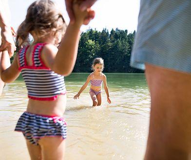 Wakacje z dziećmi nad jeziorem