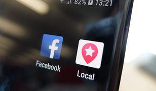 Facebook Local. Nowa aplikacja pokaże ci, co się dzieje w twoim mieście