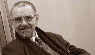 Prof. Romuald Dębski zmarł 20 grudnia 2018 r. w wieku 62 lat