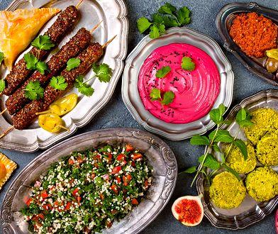 Aromatyczne dania Bliskiego Wschodu