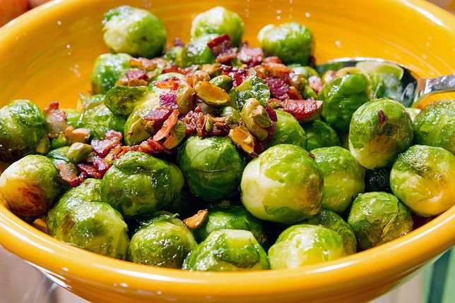 Brukselka jest istotnym składnikiem diety antynowotworowej