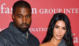Kim Kardashian i Kanye West postanowili przerazić internautów na Halloween