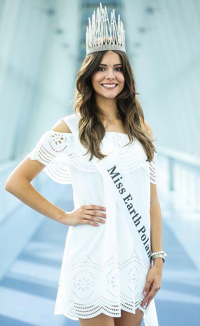 Dominika Szymańska Miss Earth Poland 2017