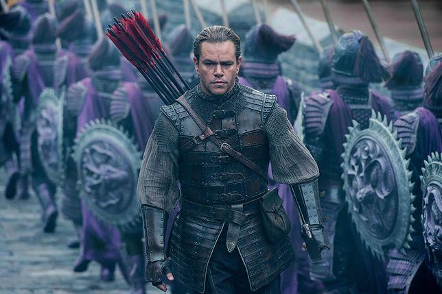 ''The Great Wall'': Matt Damon walczy na Wielkim Murze