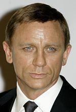 Daniel Craig jako 007