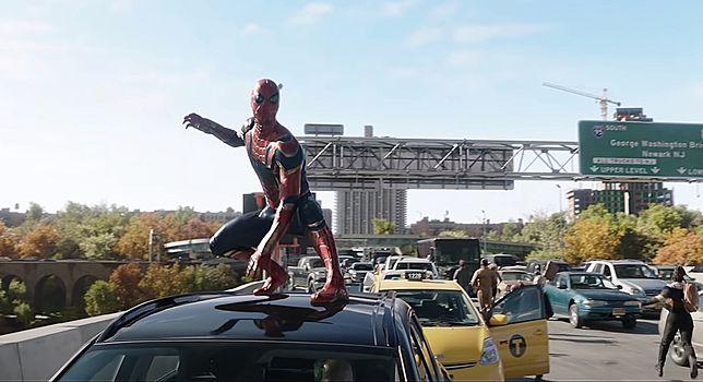 """""""Spider-Man: Bez drogi do domu"""" już  bije rekordy."""