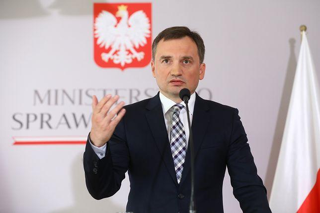 Zbigniew Ziobro: sędzia to pokorny sługa ustawy
