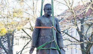 Gdańsk. Ruszył proces ws. uszkodzenia pomnika księdza Jankowskiego