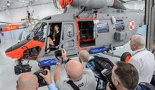 Polskie Śmigłowce PZL W-3 Sokół latają na całym świecie. Wojsko odebrało kolejne zmodernizowane egzemplarze