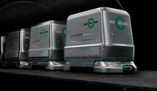Sednem projektu jest zastąpienie TIR-ów podziemnym, automatycznym transportem