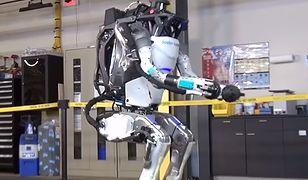 Boston Dynamics buduje roboty, które będą mogły kiedyś przejąć pracę od ludzi