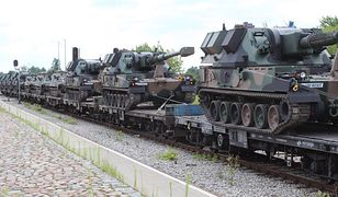 Parada sprzętu wojskowego 2017. Artyleria jedzie na Warszawę