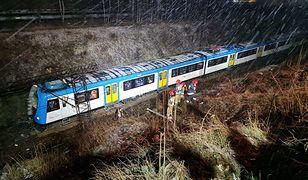 Śląskie. Wznowiony ruch pociągów po uszkodzeniu sieci trakcyjnej w Chorzowie