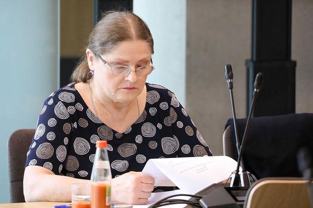 Krystyna Pawłowicz uważa, że był to zamach na sędziego