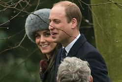 Kate Middleton w futrzanej czapce z alpaki