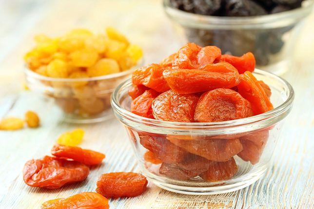 Przewodnik po suszonych owocach