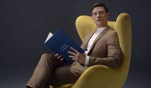 """Mateusz Damięcki czyta """"lepieje"""""""