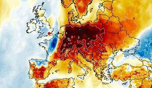 Pogoda. Ekstremalny upał dociera do Polski