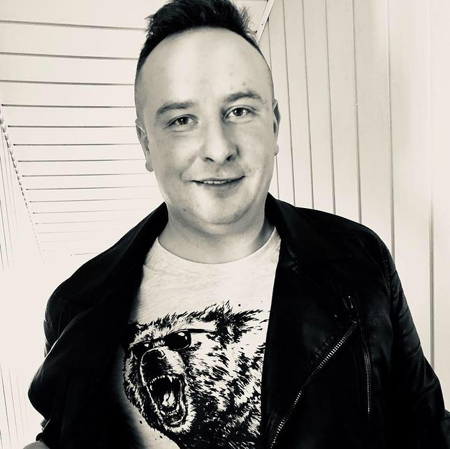 Nie żyje Marcin Felek