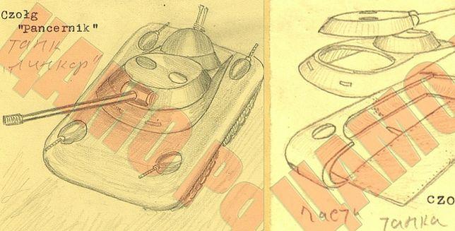 Lem projektował czołgi dla Sowietów?