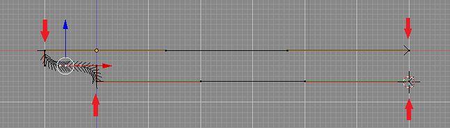 Zmiana typu wybranych węzłów na ostry i ich edycja