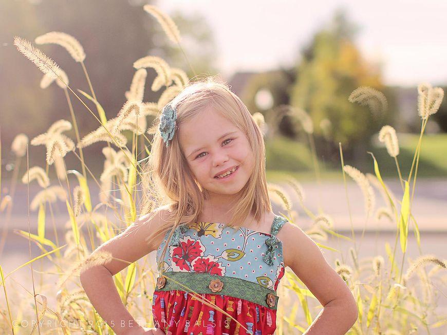 Addison, 8 lat