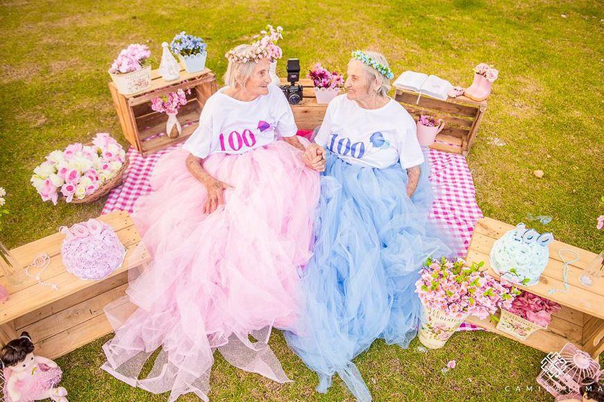 Maria i Paulina Pignaton to bliźniaczki, które przeżyły już 100 lat