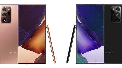 Samsung Galaxy Note 20 Ultra ma być Xbox-fonem. Wyciekła specyfikacja