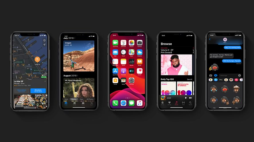 iOS 13. Najważniejsze nowości i lista kompatybilnych urządzeń (Apple)