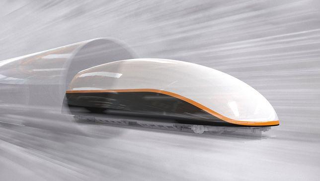 Co z tym polskim Hyperloopem?
