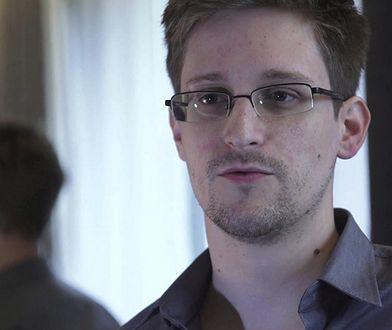 Edward Snowden, były pracowanik CIA, demaskator i aktywista wolnościowy