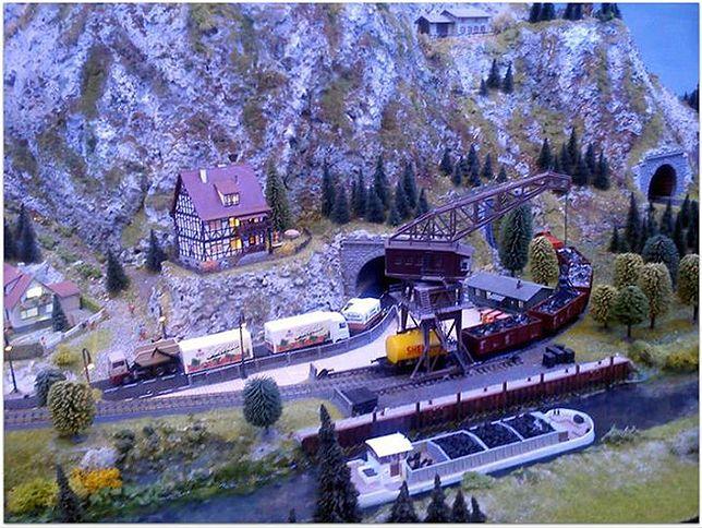 Dolny Śląsk w miniaturze - największa makieta kolejki w Polsce powstała we Wrocławiu