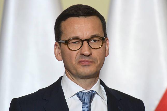 Morawiecki tłumaczył, na czym polegają nowe programy PiS