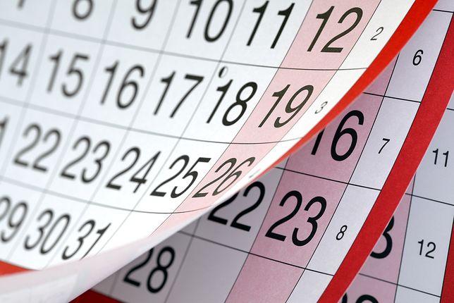 Jak wygląda kalendarz wolnych? W przyszłym roku będzie kilka okazji do wydłużenia sobie wolnego