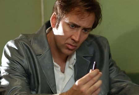 Nicolas Cage straci na wadze