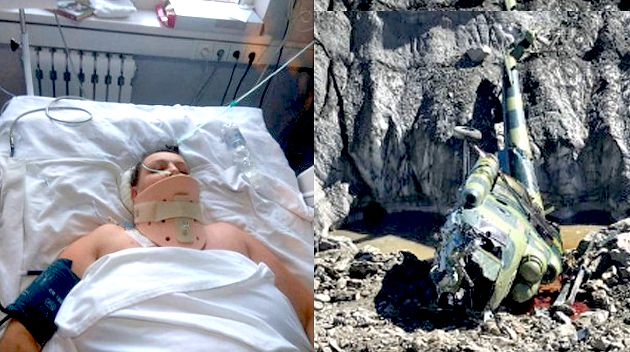 Polka ma obrażenia kręgosłupa i uszkodzony rdzeń kręgowy