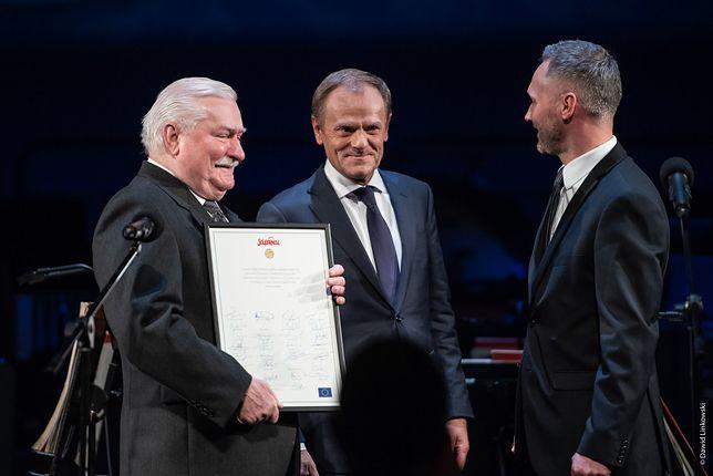 Na życzeniach z podpisami przywódców państw UE zabrakło sygnatury polskiego premiera