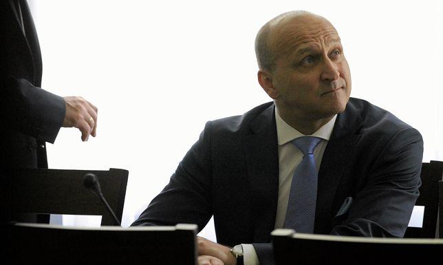 Był premier Kazimierz Marcinkiewicz
