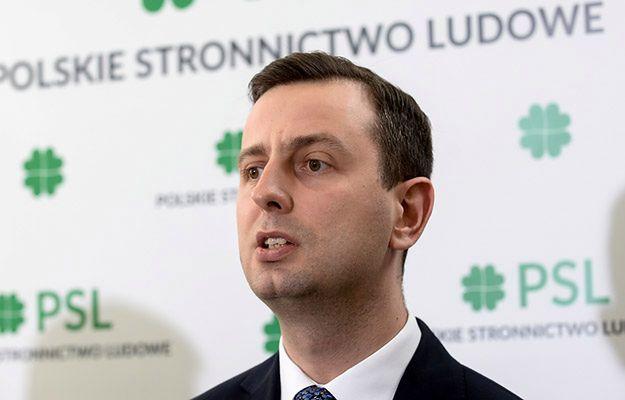 Prezes PSL Władysław Kosiniak-Kamysz: ta ustawa spowodowała, że piły poszły w ruch