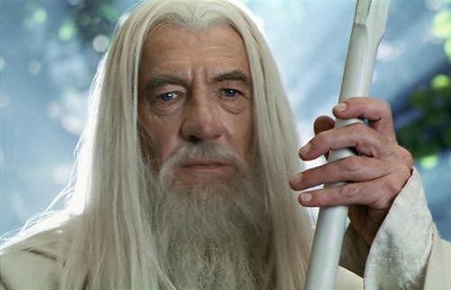 Ian McKellen fot. Warner Bros Entertainment Polska Ian McKellen fot. Warner Bros Entertainment Polska